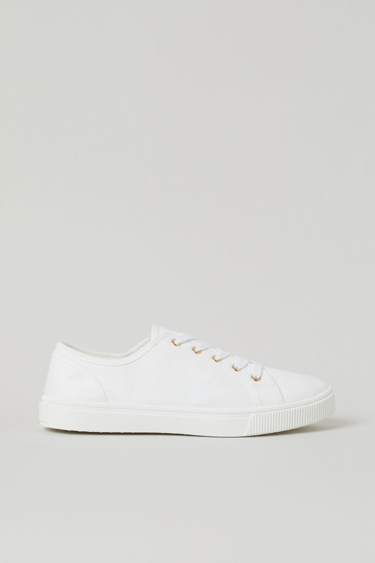 H & M - 運動鞋 - 白色