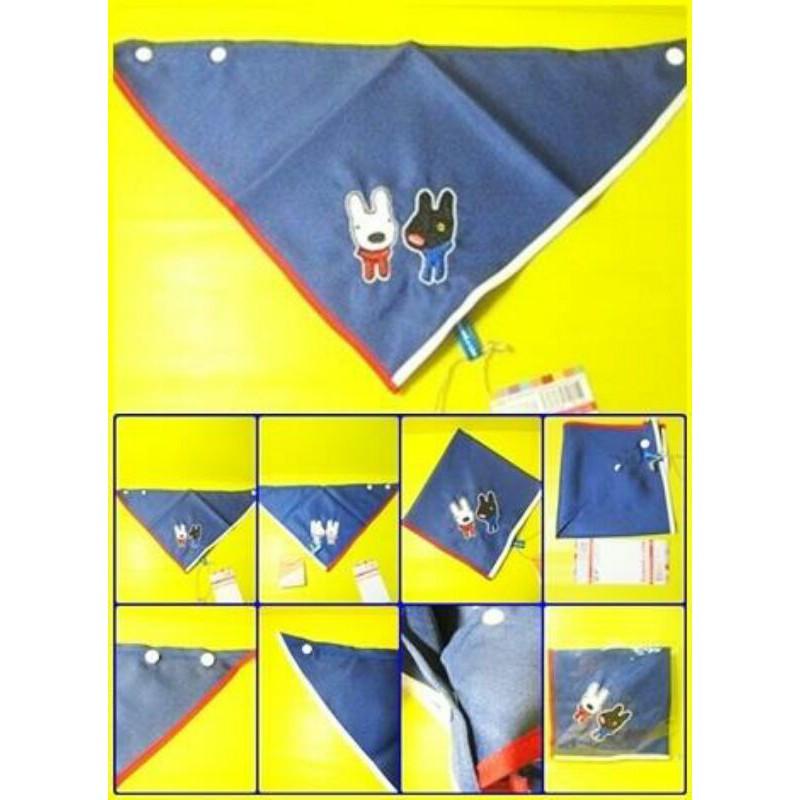 麗莎和卡斯柏-小童軍三角巾A款 尺寸50*24cm