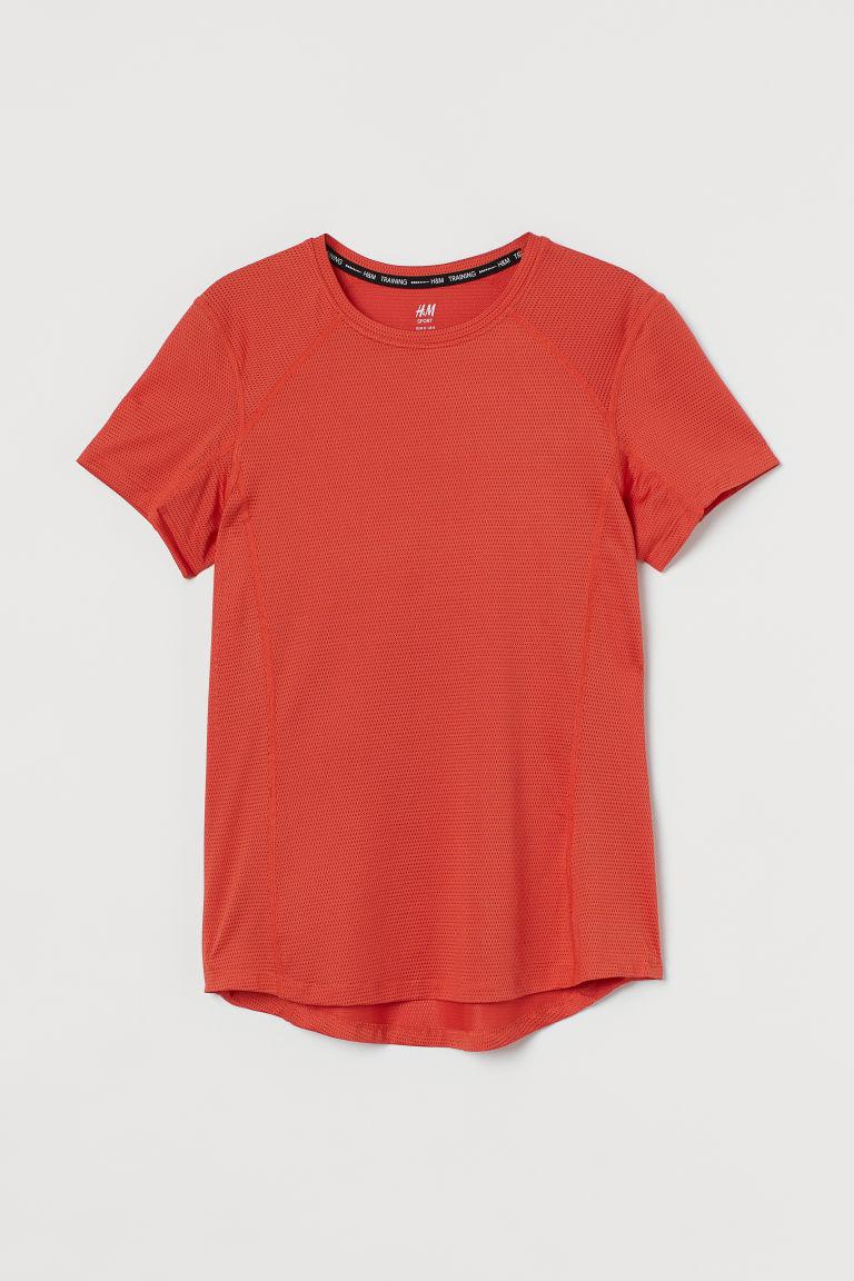 H & M - 運動上衣 - 橙色