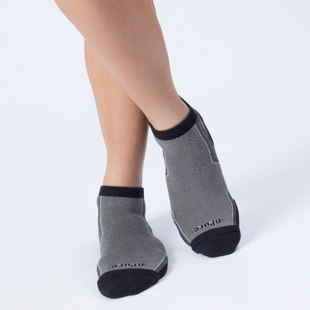 多功科技運動襪-黑 (商品編號:S0100811)