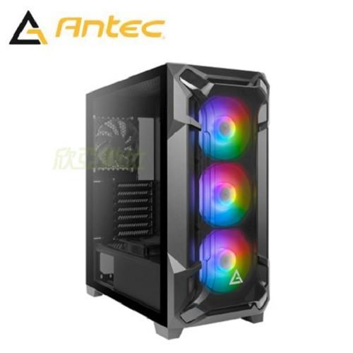 Antec 安鈦克 DF600 FLUX 玻璃透側機殼