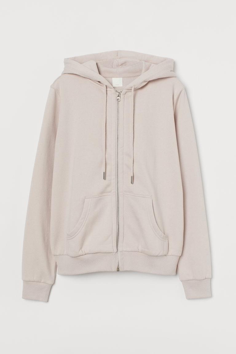 H & M - 連帽外套 - 粉紅色