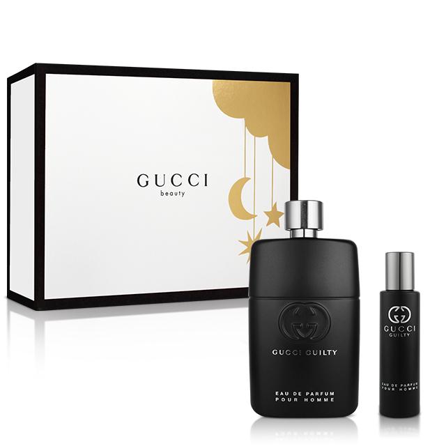 Gucci 罪愛極致男性淡香精禮盒
