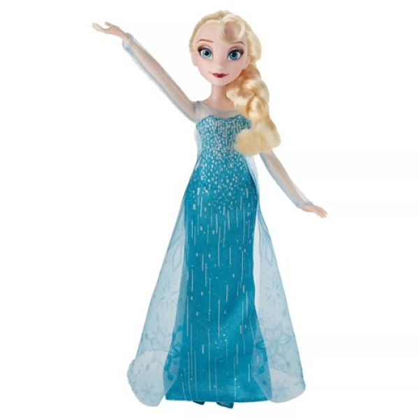 《 Disney 迪士尼 》冰雪奇緣艾莎公主 / JOYBUS玩具百貨