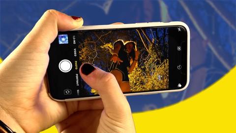 Fotografeer snel als een pro met je iPhone.