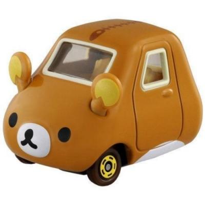 任選TOMICA DREAM  拉拉熊三輪車 TM46642 多美小汽車
