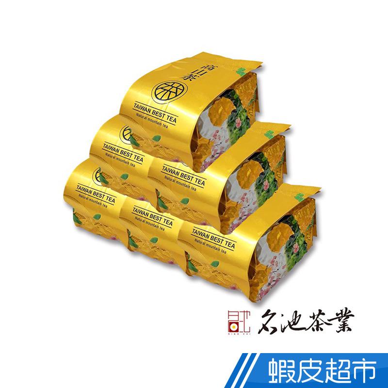 名池茶業 特選春茶 林鬱山香台灣高冷烏龍茶葉(150克x6) 廠商直送