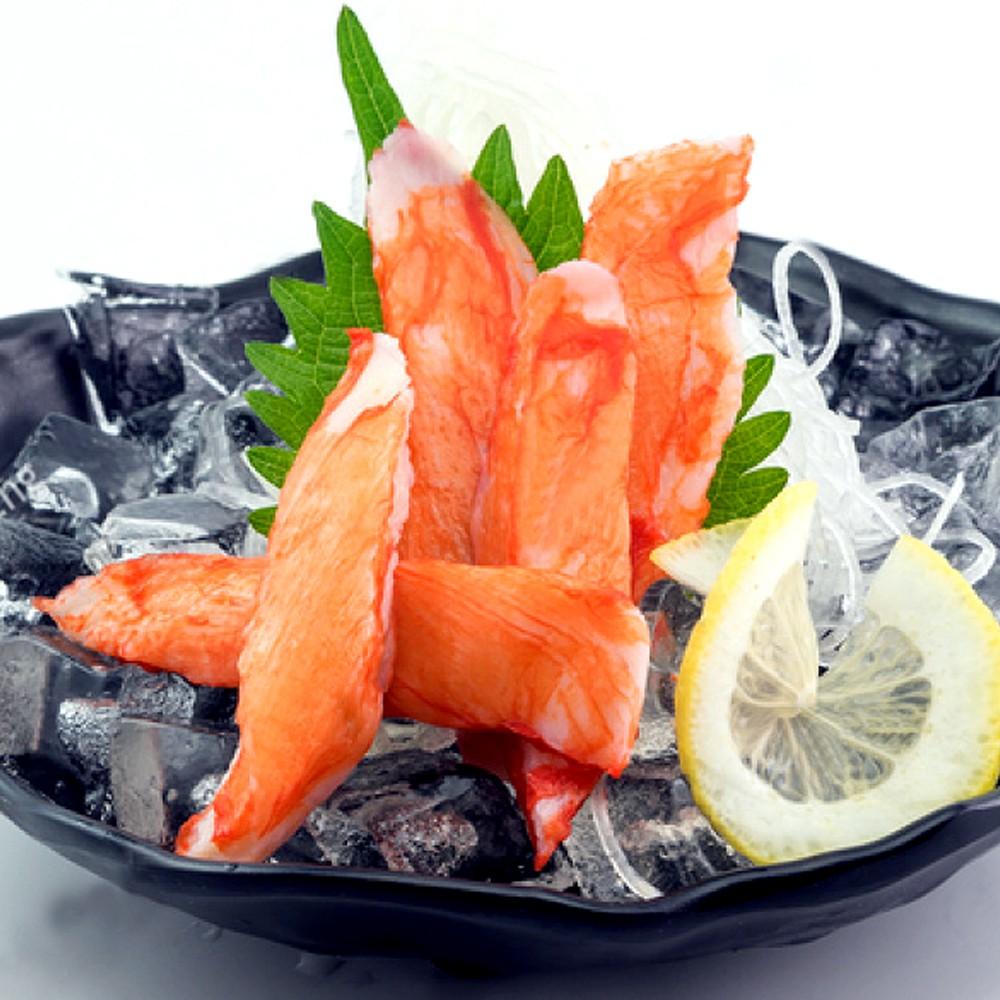 【盅龐水產】日式風味蟹棒(小) - 250g±10g/盒/30隻入