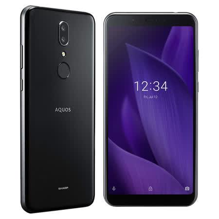 夏普 SHARP AQUOS V (4G/64G) 5.9吋智慧型手機(星空黑)