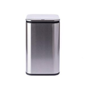 特力屋不鏽鋼智能感應垃圾桶12L方型