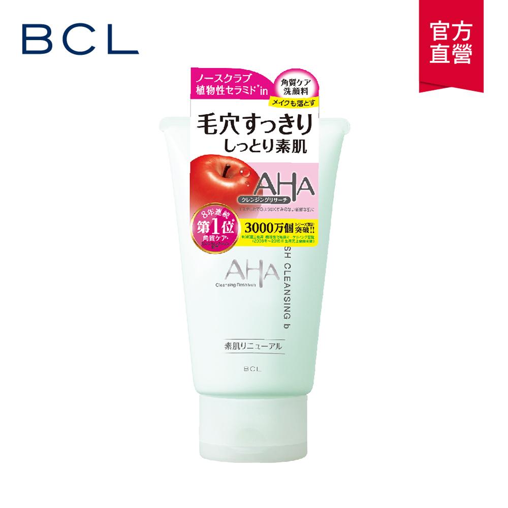 【BCL】AHA柔膚溫和洗顏乳120g