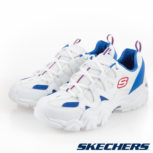 SKECHERS 男 運動系列 DLITES 2 - 52690WBRD