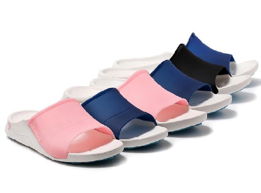 (e鞋院)KENROLL科柔休閒拖 室內室外防滑懶人厚底拖鞋