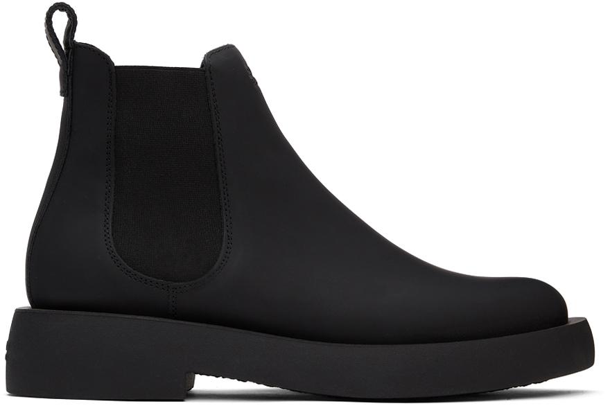 Clarks Originals 黑色 Mileno 切尔西靴