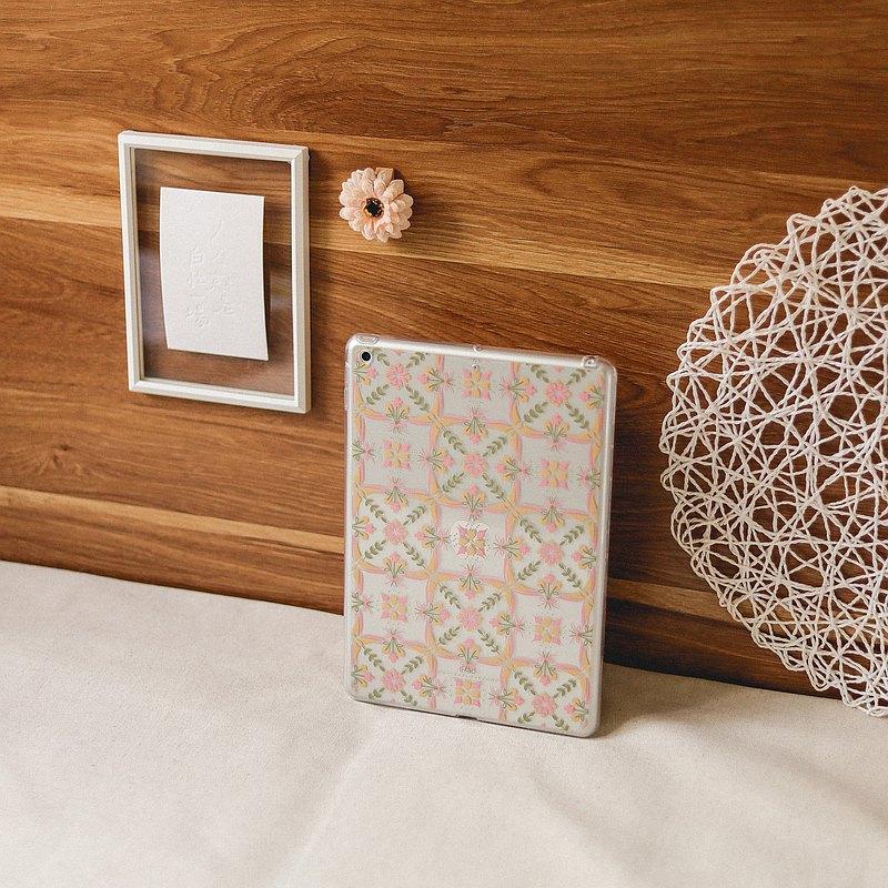 秘密花園 磁磚系列 / iPad 保護殼