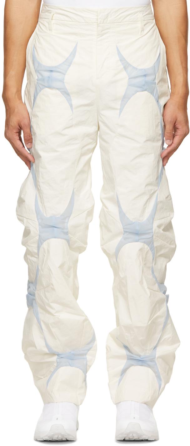 Post Archive Faction (PAF) 灰白色 4.0 Left 长裤