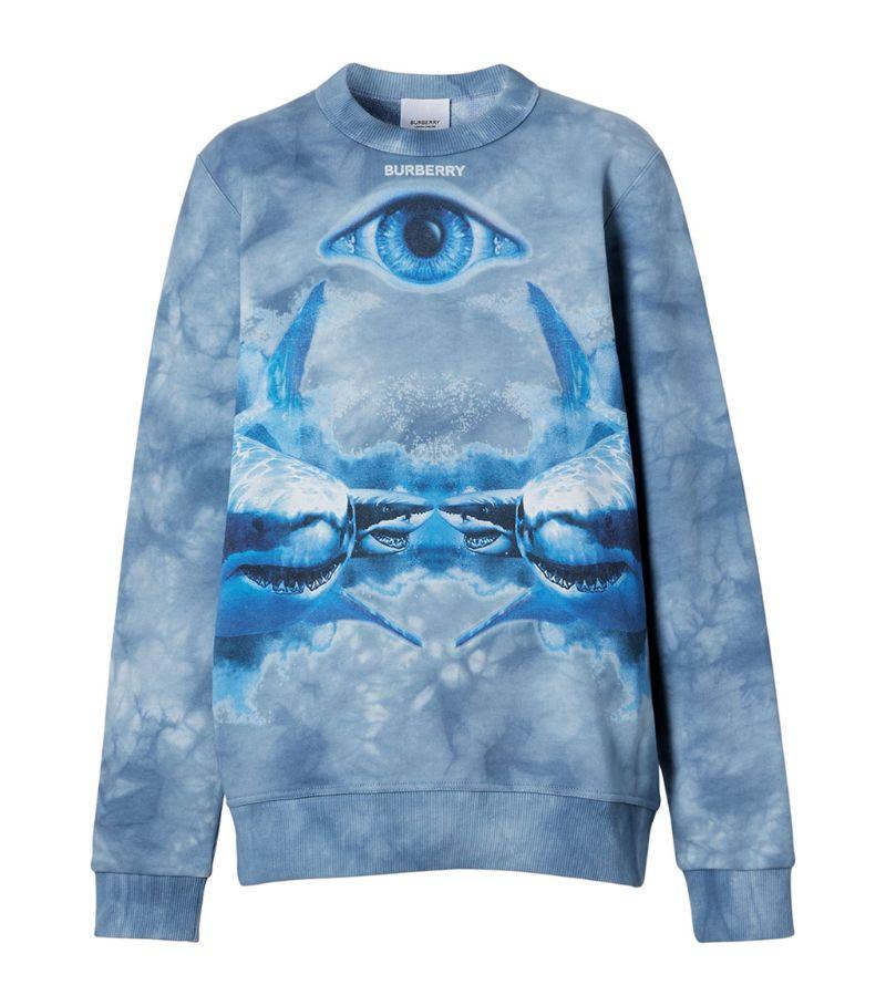 Burberry Shark Print Sweatshirt