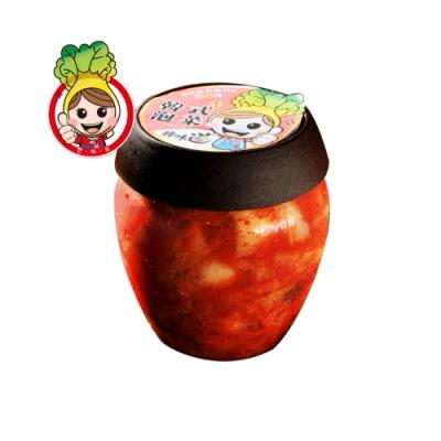 【韓味不二】韓味道泡菜系列-料理泡菜(700g/瓶)