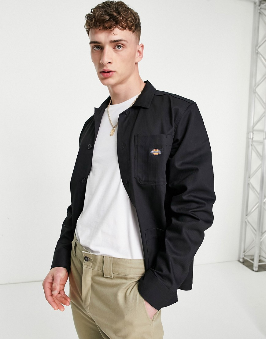 Dickies Funkley shirt in black