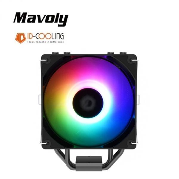 【Mavoly 松聖】ID-GOOLING V2 ARGB四道管散熱器