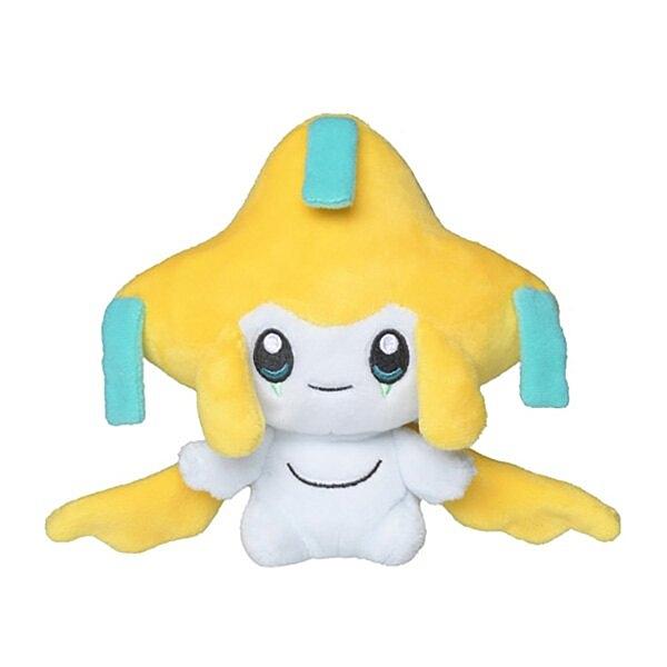 寶可夢 七夜的許願星 基拉祈 絨毛玩偶 娃娃 神奇寶貝 Pokemon Fit 日本正品 該該貝比日本精品