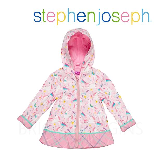 Stephen Joseph 雨衣(粉紅獨角獸)