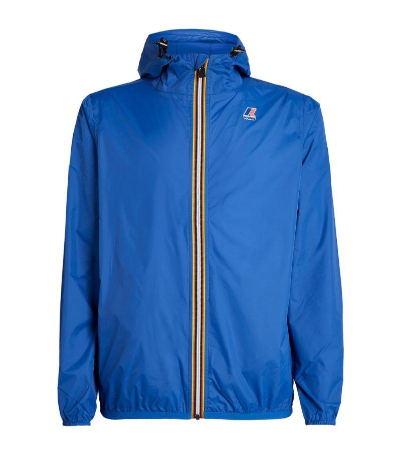 K-Way R & D Claude Windbreaker Jacket