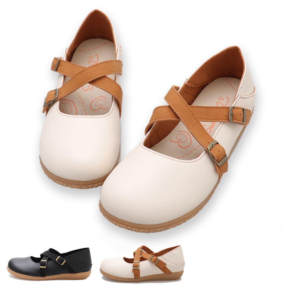 休閒鞋-舒適2穿軟底懶人鞋