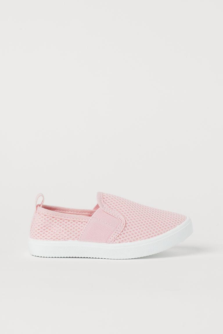 H & M - 懶人鞋 - 粉紅色
