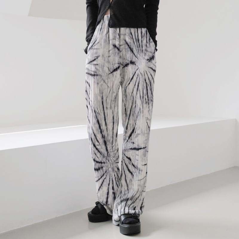 韓國空運 - Tony pleated trousers 長褲