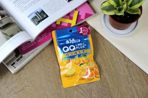 QQ PLUS+軟糖 綜合維生素-10包