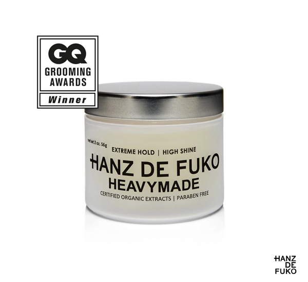 【特價】Hanz de Fuko Heavymade 水洗式髮油(2oz)
