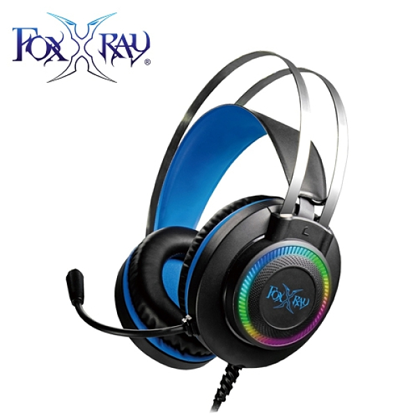 【FOXXRAY 狐鐳】忒亞響狐 電競耳機麥克風(FXR-BAL-39)