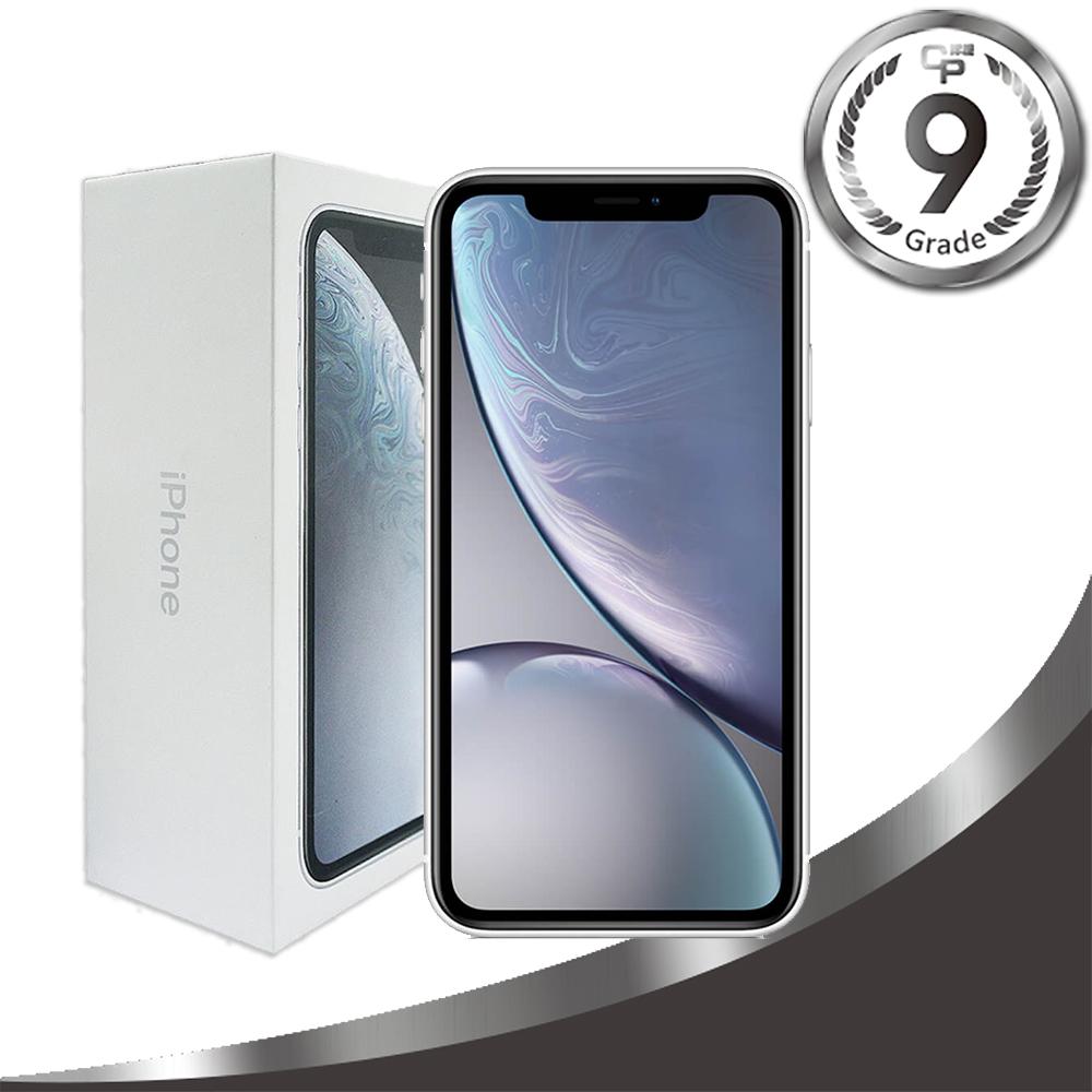 【CP認證福利品】Apple iPhone XR 64G 白色