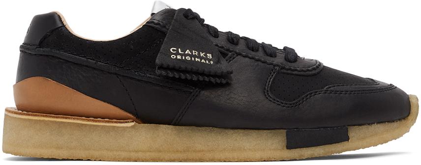 Clarks Originals 黑色 Tor Run 运动鞋
