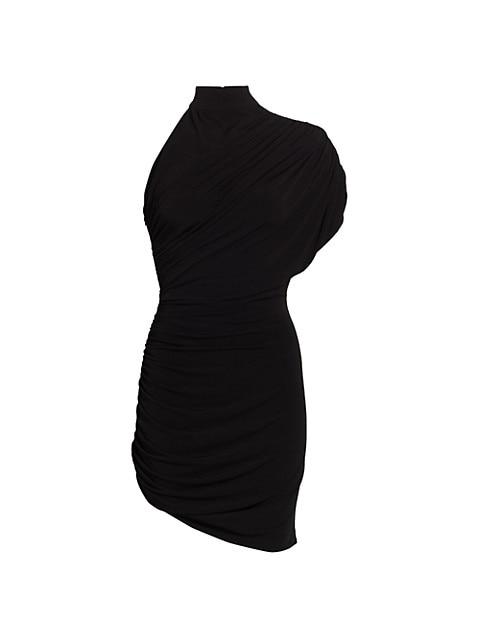 Lisa One-Shoulder Dress