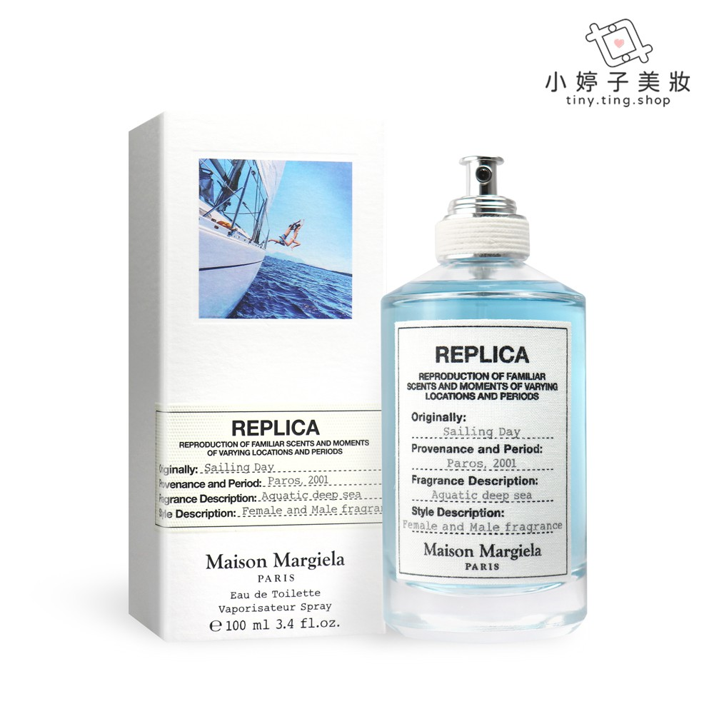 Maison Margiela REPLICA Sailing Day 航海日淡香水 100ml 小婷子美妝