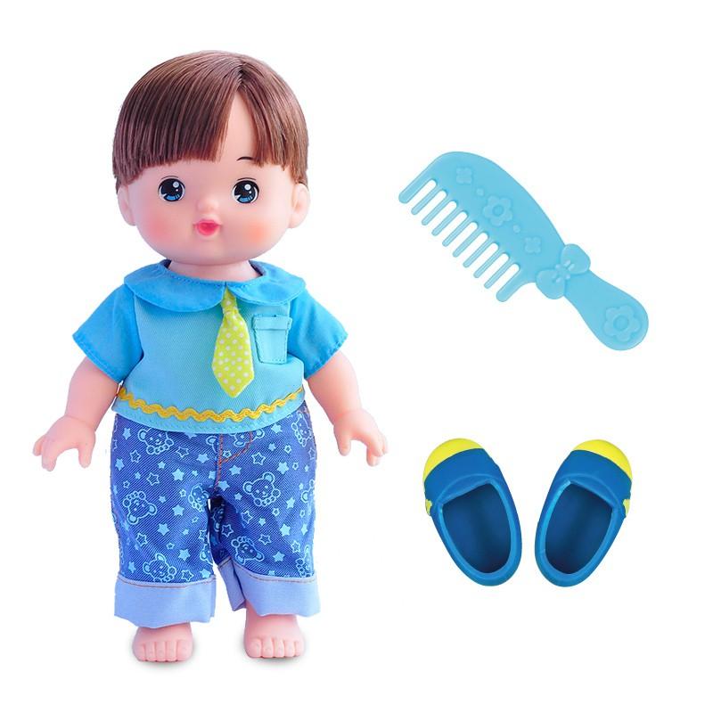 正品日本咪露男友安歌洋娃娃過家家女孩玩具王子仿真玩偶513347
