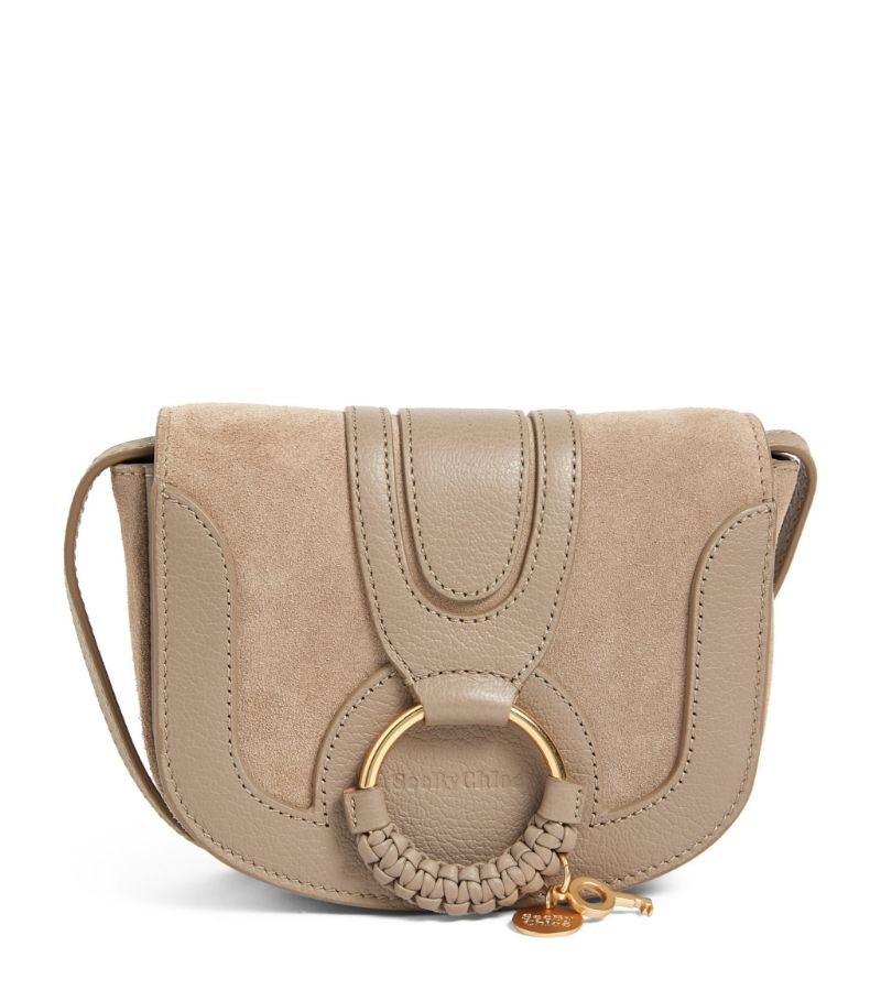 See By Chloé Mini Leather Hana Shoulder Bag