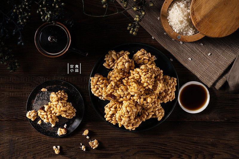 手工 醬油米x 離奇 x 辣醬豆乳 x 金萱茶 x 伯爵茶紅藜米果綜合組
