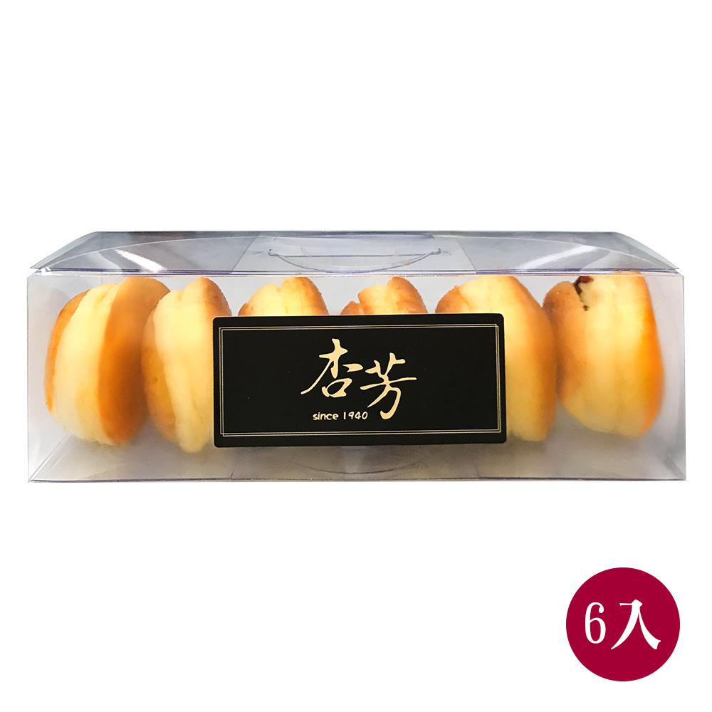 蔓越莓乳酪球6入【杏芳食品】