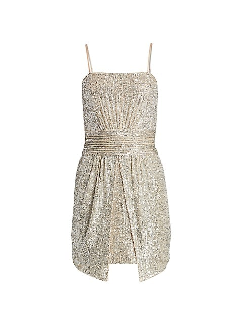 Britley Sequin Mini Dress