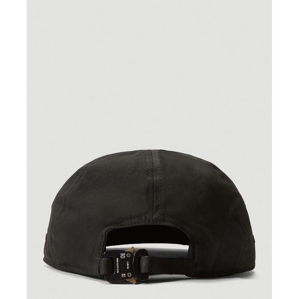 《限時代購》 1017 ALYX 9SM logo nylon hat 棒球帽 (Black) 尼龍帽