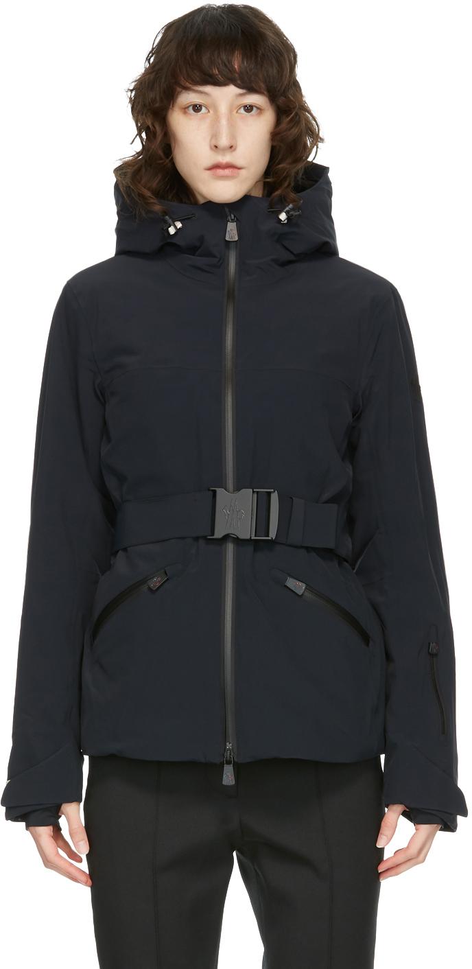 Moncler Grenoble 黑色 Surier 羽绒夹克