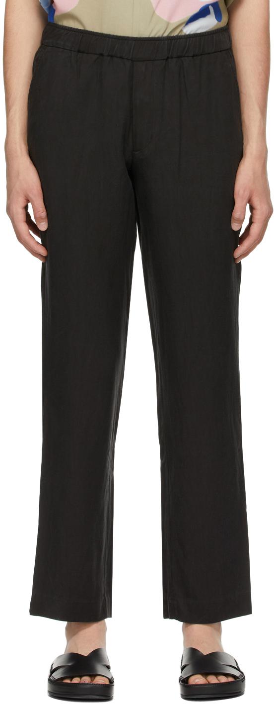 Schnayderman's 黑色 Pop 长裤