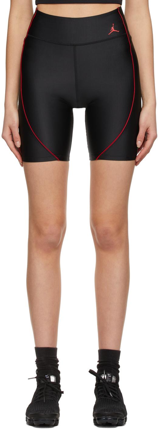 Nike Jordan 黑色 Essential 骑行短裤