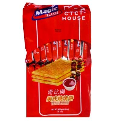 【奇比樂】美式燒烤口味餅乾(400g)
