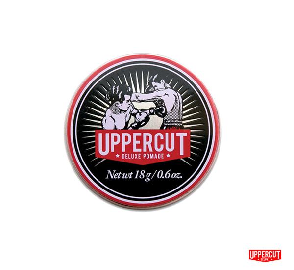 【特價】Uppercut Deluxe Pomade(上勾拳)強黏水性髮油(0.6OZ)