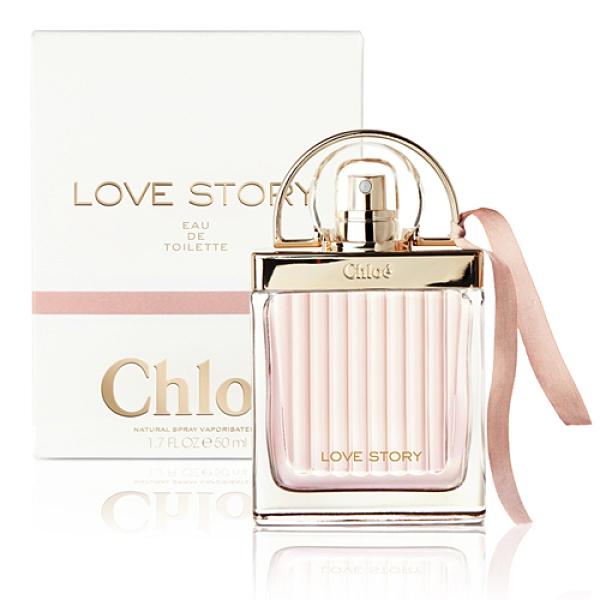 Chloe Love Story 愛情故事 晨曦淡香水30ml【UR8D】