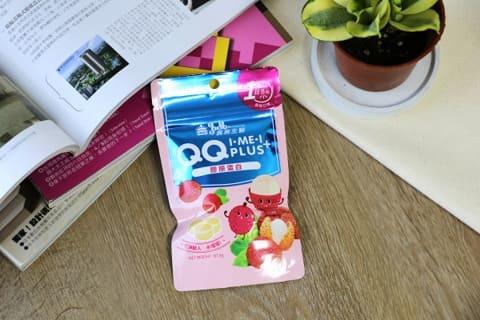 QQ PLUS+軟糖 膠原蛋白-8包